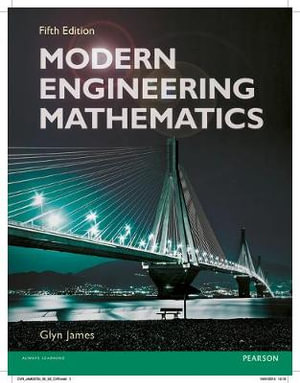 Cover of Modern Engineering Mathematics