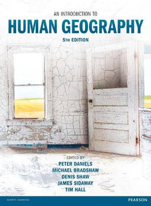 Cover of An Introduction to Human Geography