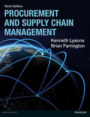 Cover of Procurement and Supply Chain Management