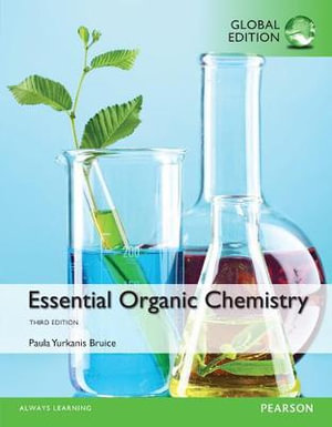 Cover of Essential Organic Chemistry, Global Edition
