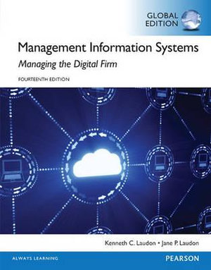 Cover of Management Information Systems, Global Edition