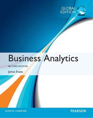 Cover of Business Analytics, Global Edition