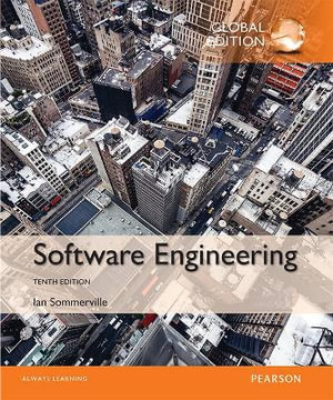 Cover of Software Engineering, Global Edition