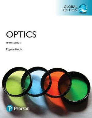 Cover of Optics, Global Edition