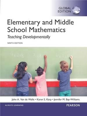 Cover of Elementary and Middle School Mathematics