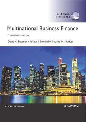 Cover of Multinational Business Finance, Global Edition