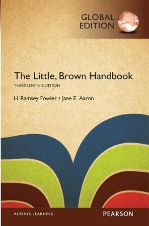 Cover of The Little, Brown Handbook
