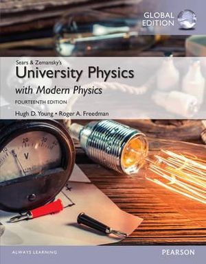 Cover of University Physics with Modern Physics, Global Edition