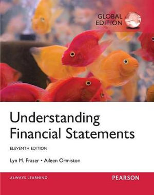 Cover of Understanding Financial Statements, Global Edition