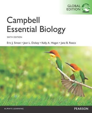 Cover of Campbell Essential Biology, Global Edition