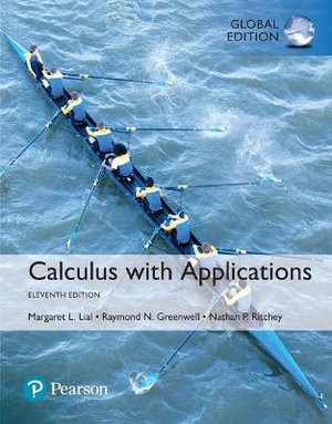 Cover of Calculus with Applications, Global Edition