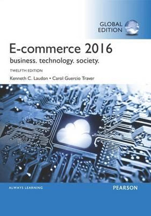 Cover of E-Commerce 2016