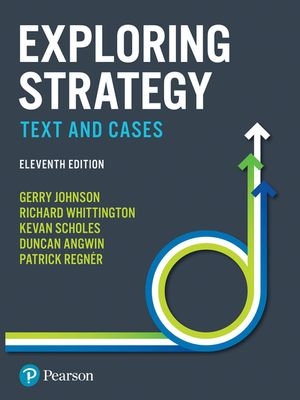 Cover of Exploring Strategy