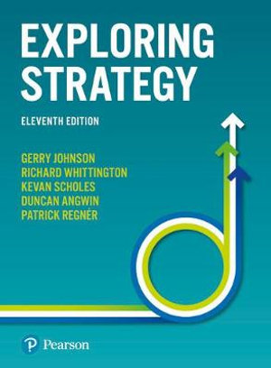 Cover of Exploring Strategy Text Only