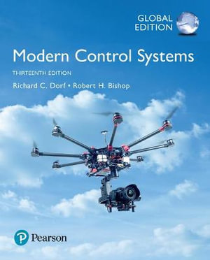 Cover of Modern Control Systems, Global Edition
