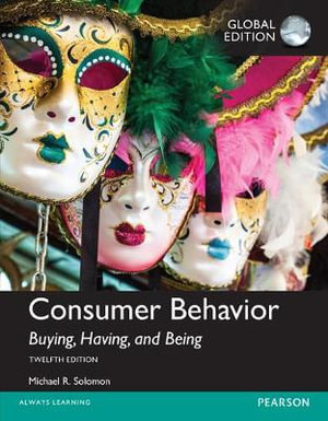 Cover of Consumer Behavior