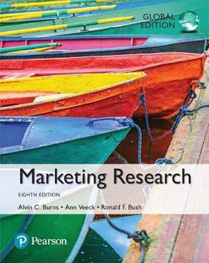Cover of Marketing Research, Global Edition
