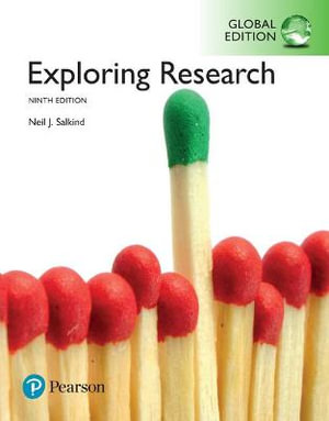 Cover of Exploring Research, Global Edition