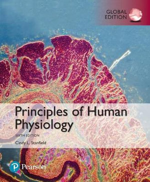 Cover of Principles of Human Physiology, Global Edition