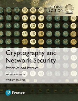 Cover of Cryptography and Network Security