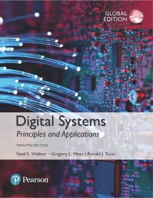 Cover of Digital Systems, Global Edition