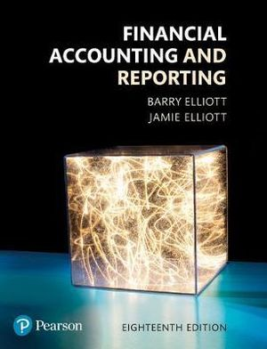 Cover of Financial Accounting and Reporting