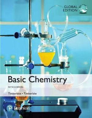 Cover of Basic Chemistry, Global Edition