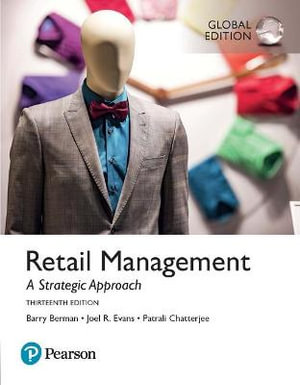 Cover of Retail Management, Global Edition