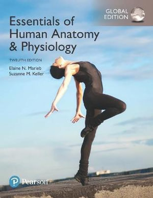 Cover of Essentials of Human Anatomy & Physiology, Global Edition