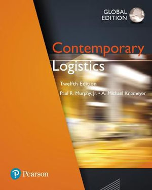 Cover of Contemporary Logistics, Global Edition