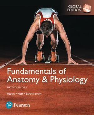 Cover of Fundamentals of Anatomy and Physiology (Hardback), Global Edition