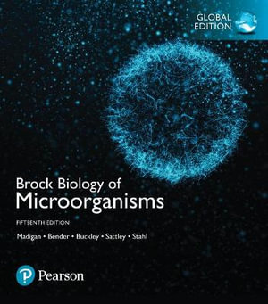 Cover of Brock Biology of Microorganisms, Global Edition