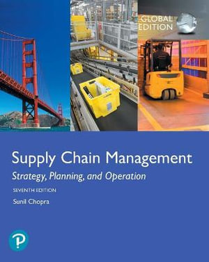 Cover of Supply Chain Management