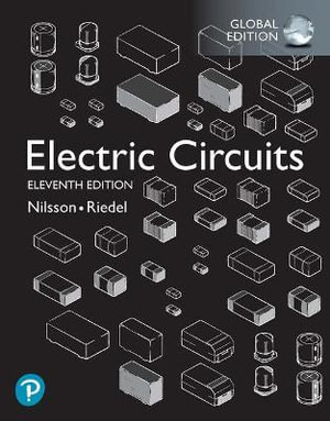Cover of Electric Circuits, Global Edition