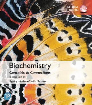Cover of Biochemistry: Concepts and Connections, Global Edition
