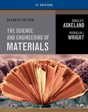 Cover of Science and Engineering of Materials, SI Edition