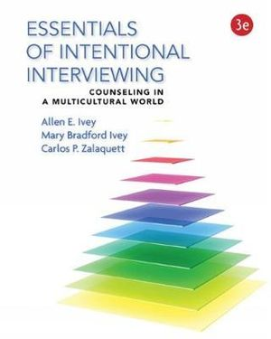 Cover of Essentials of Intentional Interviewing: Counseling in a Multicultural World