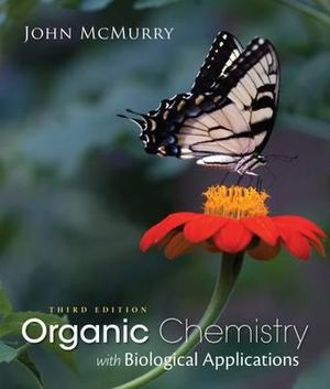 Cover of Study Guide with Solutions Manual for McMurry S Organic Chemistry: With Biological Applications, 3rd