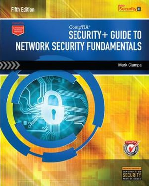 Cover of CompTIA Security+ Guide to Network Security Fundamentals