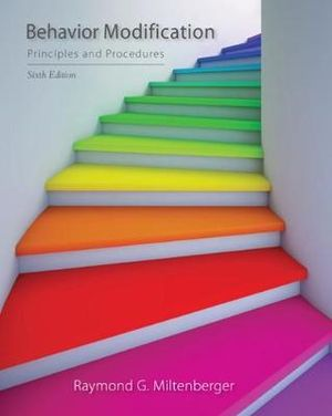 Cover of Behavior Modification: Principles and Procedures