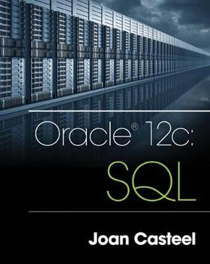 Cover of Oracle 12c: SQL