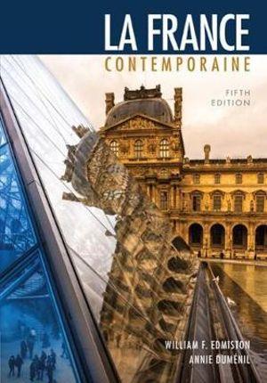 Cover of La France contemporaine