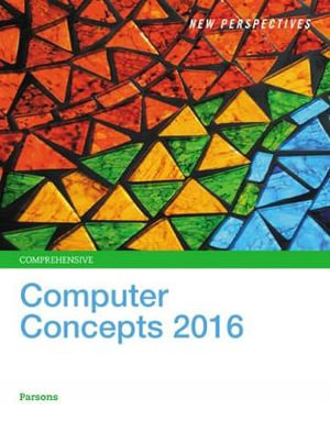 Cover of New Perspectives on Computer Concepts 2016, Comprehensive