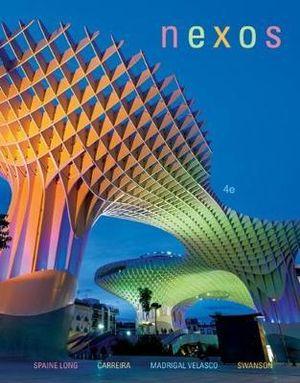Cover of Nexos