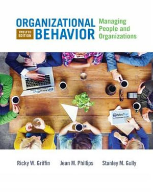 Cover of Organizational Behavior: Managing People and Organizations