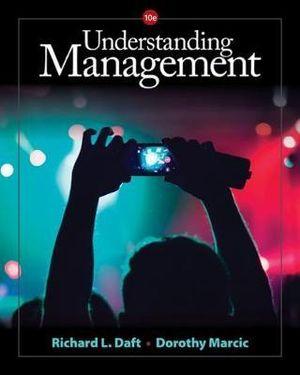 Cover of Understanding Management