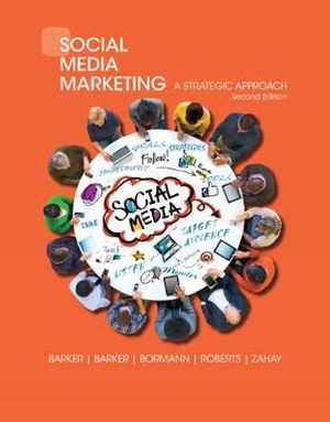 Cover of Social Media Marketing: A Strategic Approach