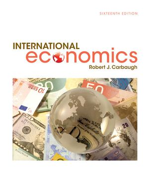 Cover of International Economics