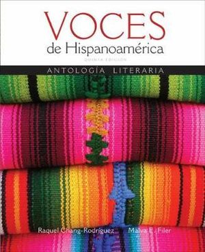 Cover of Voces de Hispanoamerica