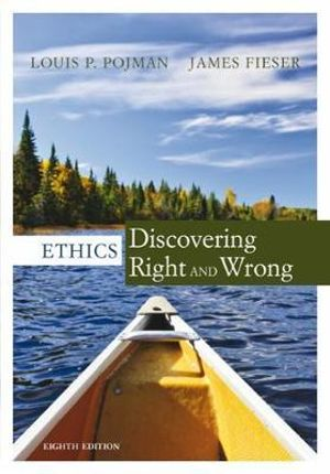 Cover of Cengage Advantage Ethics: Discovering Right and Wrong